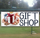 vinyl shop usa - GIFT SHOP Advertising Vinyl Banner Flag Sign Many Sizes Available USA