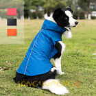 Pet Apparel Waterproof Warm Dog Jacket Winter Coat For Small Medium Large Puppy