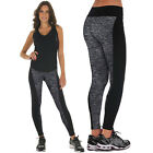New Women Yoga Fitness Leggings Running Gym Stretch Sport Pants Trousers Workout