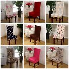 Dining Room Wedding Banquet Chair Cover Party Decor Seat Cover Stretch Spandex