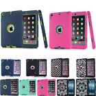 Heavy Duty Kids ShockDirt Proof Tough Case Cover For Apple iPad432/mini/Air/ Pro