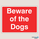 Beware Of The Dogs Farm Signs