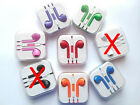Earphones Earbuds Headphone W/ Volume Control Mic For Iphone 5 5s 6 6+ 6s 6s+ Se