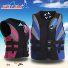 2016 NEW! High Quality Professional Water Sport Life Jackets Drift Buoyancy Vest