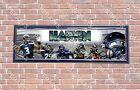 Personalized Customized Seattle Seahawks Name Poster Sport Banner with Frame $37.0 USD on eBay