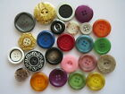 6 10 20 50 Lovely Buttons Sewing Craft Clothing Accessories Assorted 17mm - 25mm