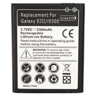 3200mah Battery Replacement for Samsung Galaxy S III S3 i9300 T999 i535 i747
