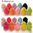 12X Makeup Sponge Blender Blending Powder Smooth Puff Flawless Beauty Foundation