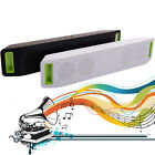 Portable Stereo Bluetooth Wireless Speakers w/FM for iPhone Samsung Tablet PC US