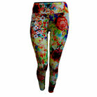 Hot Chillys Womens Base Layer Tights Pants MTF HC7438 Garden Party