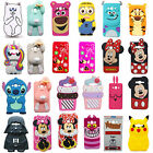 3D Cartoon Soft Silicone Back Case Cover For Samsung Galaxy J3 J5 J7 Note 5 G530