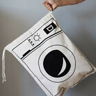 Home & Living 8 styles Printed Canvas Bags Cotton Canvas Pouch Candy Gift Bags