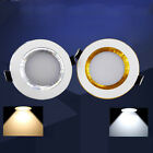 Indoor/Outdoor LED Ceiling Lights Downlight Fixture Lamp Light 3W/5W/7W/12W
