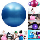 75cm Exercise Fitness GYM SWISS Fitness Thickening Anti-Burst Yoga Ball +PUMP UK