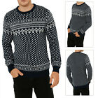 Threadbare Adults Dashwood Christmas Jumpers Novelty Xmas Knitted Pull Over