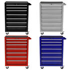 Bentley 25'' 7 Drawer Metal Tool Box Rolling Cabinet Chest office Storage