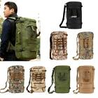45L Multifunction Military Tactical Backpack Hiking Outdoor Camping Bag Rucksack