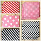 "13"" Paper NAPKINS Lunch Wedding Birthday Party Catering Table Supplies Wholesale $29.8 USD"