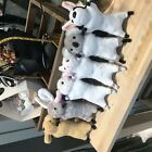 3D Plush doll animal lying prone series case cover  for iphone6 6s plus 7 plus