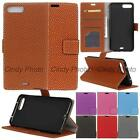 For Huawei Honor 5X GR5 Mate 7 Mini X5 Flip Case Cover Retro Weave Knit Leather