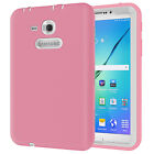 USPS Defender Shockproof Tablet Case Cover For Samsung Galaxy Tab 3/E Lite 7.0