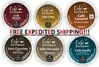 caramel flavored coffee - Cafe Escapes Coffee Keurig K-Cups PICK ANY FLAVOR & QUANTITY - NEW