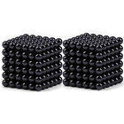 "3D Puzzle Fridge Neodym Magnets N35 5mm Balls Beads Sphere 3/16"" Aimant Toys BK"