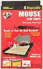 Dead On Arrival Mouse GLUE TRAPS 1-5 pack