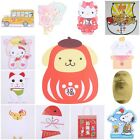 JAPAN SANRIO KITTY GUDETAMA SNOOPY NEW YEAR LUCKY RED POCKET ENVELOPE