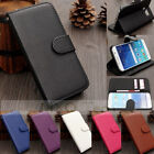 For Samsung Galaxy Note 4 N910 Luxury PU Leather Wallet Case Hard Flip Cover