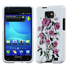 For Samsung Galaxy S2 i9100 Design Snap-On Hard Case Phone Cover