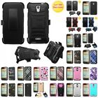 For Alcatel One Touch Elevate Hybrid IMPACT Hard TUFF Hybrid Case Phone Cover
