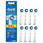 Braun Oral B Electric Precision Clean Toothbrush Replacement Brush Heads - NEW