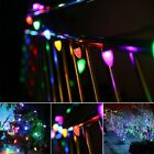 6M/20FT 30 LED C7 Diamond Strawberry Fairy String Lights Xmas Party Wedding Lamp