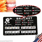 "USA Dental Orthodontic  Braces Bracket Mini Roth 022""Slot 3 Hooks 20 pcs/Pack S3"