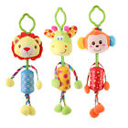 Funny Lovely Baby Plush Doll Hanging Bells Wind Chime Toys Best Gifts PB