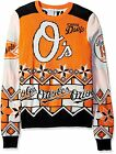 KLEW MLB Men's Baltimore Orioles Chris Davis #19 Ugly Sweater