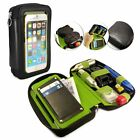 Tuff-Luv Velo Pouch #31 Leather Cycle Bike Bag Case - for Smartphones