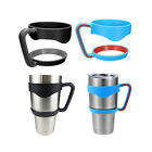 Portable Plastic Black Water Bottle Mugs Cup Handle For YETI 30 Ounce Tumbler
