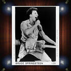 Bruce Springsteen Signed Autographed Framed Photo/Canvas Print