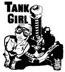 Tank Girl sticker VINYL DECAL Lori Petty Malcolm McDowell Power and Water