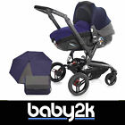 Jane Rider Matrix Light 2 Travel System Lie Flat Car Seat Pushchair 3 Wheel BNIB