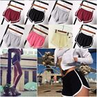 Stylish Summer Pants Women Sports Shorts Gym Workout Waistband Skinny Yoga Short