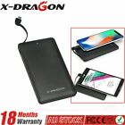 Portable Universal 300000mAh 3USB External Power Bank Battery Charger for Phone