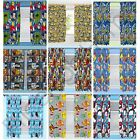 OFFICIAL DISNEY & CHARACTER BOYS CURTAINS BEDROOM MARVEL PAW PATROL POKEMON NEW