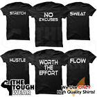 Gym Rabbit Gym Men's Bodybuilding T-shirt-Fitness - Workout 6 new designs v2 image