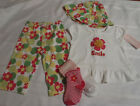 GYMBOREE Baby Girls 6-12 or 12-18 Month Choice Spring Smiles Cotton Outfit NWT