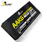 AAKG BLISTERS 30-150 Caps. Muscle Pump Growth Pre-Workout L-