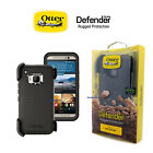 Brand New!! Otterbox Defender Series Case For HTC One M9 - With Holster Clip