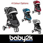 Baby Jogger City Mini Single Seat Pushchair Pram Stroller Easy Fold 0+ BNIB
